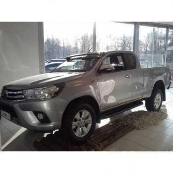 Visiere de pare brise Toyota Hilux Revo 2015-