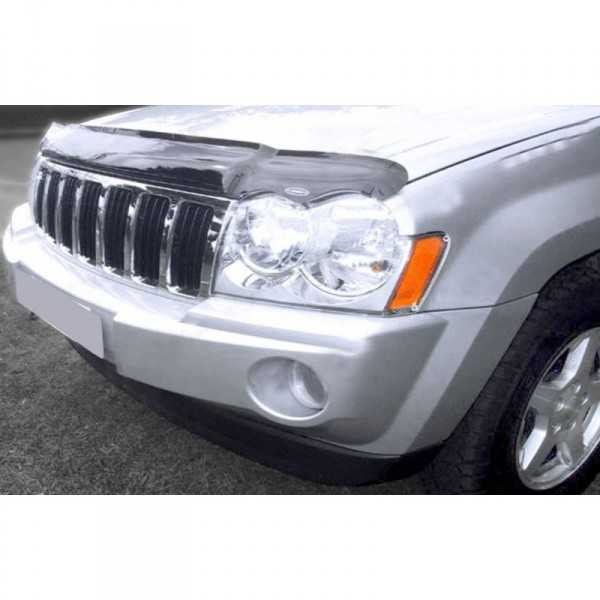 Deflecteur de capot teinté Jeep Grand Cherokee 2005-2017