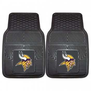 Tapis de sol universel 69 cm x 44 cm avec Logo Minnesota Vikings