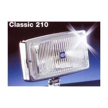 CLASSIC LINE 210 ANTIBROUILLARD BLANC H3
