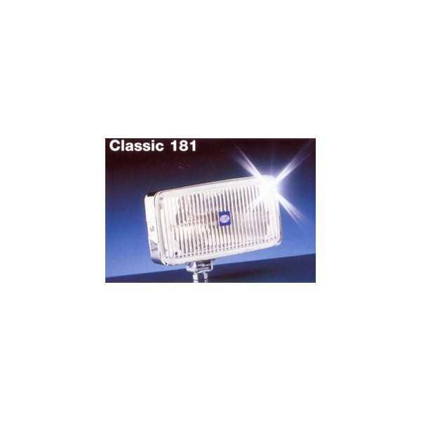 Phare classic line181 longue portee blanc H3