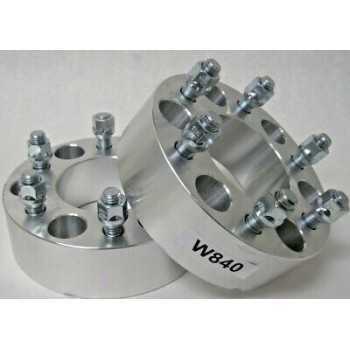 Elargisseurs de voie aluminium FX Wheels Ford F150 2004-2014 50 mm
