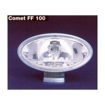 COMET FF 100 ANTIBROUILLARD GRIS BASALTE