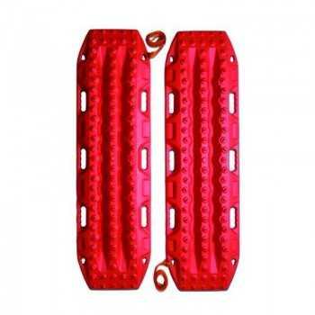 Plaque de desensablage MAXTRAX rouges gen2 dimensions 1,15 m long X 0,34 m