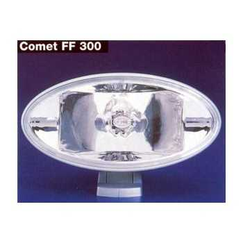 COMET FF 300 ANTIBROUILLARD GRIS BASALTE