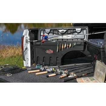 Boîte à outils UnderCover Swing Case Toyota hilux 2005- coté gauche