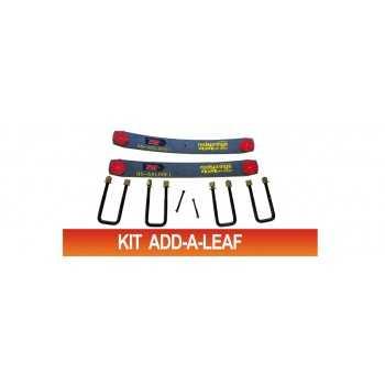 Kit lame add a leaf Isuzu D-Max 2012-