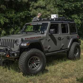 Galerie Jeep Wrangler JL 2018- 4 portes