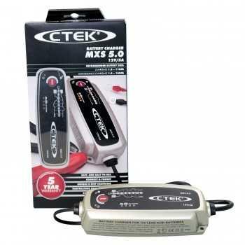 Chargeur de Batterie Entièrement Automatique