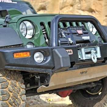 Pare-choc ARB avec support de treuil Jeep Wrangler JK 2007-2018