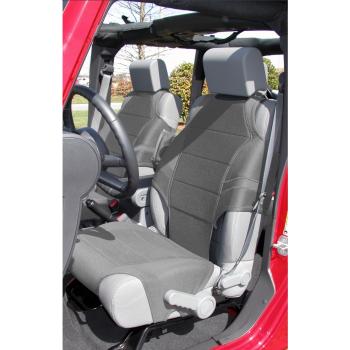 Housses de si/ège Jeep Wrangler JK conducteur et passager /à partir de 2007 /à 2018 num/éro de couleur 03