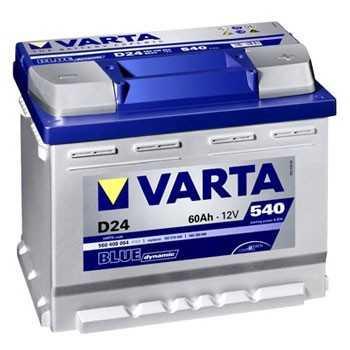 Batterie VARTA BLUE dynamic 12 V 60 A