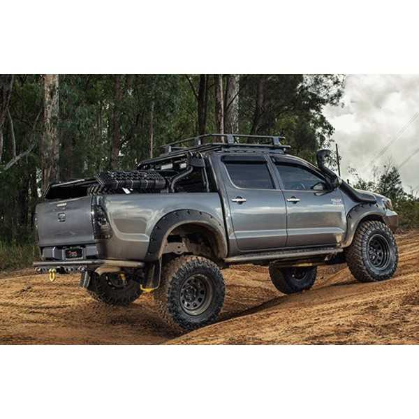 Elargisseurs d'ailes Toyota Hilux Vigo 2012-2015 50 mm