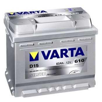 BATTERIE VARTA SILVER dynamic 12 V 52A + A DROITE