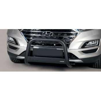 Medium bar inox 63 mm Hyundai Tucson 2018+