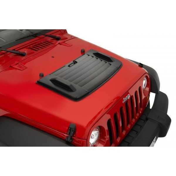 Couvre capot BESTOP Jeep Wrangler JK 2007-2018