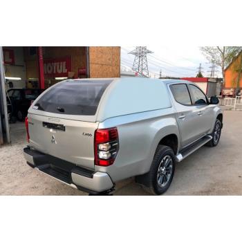 Hard top Star-lux s/vitres latérales Mitsubishi L200 2019+ 4 portes