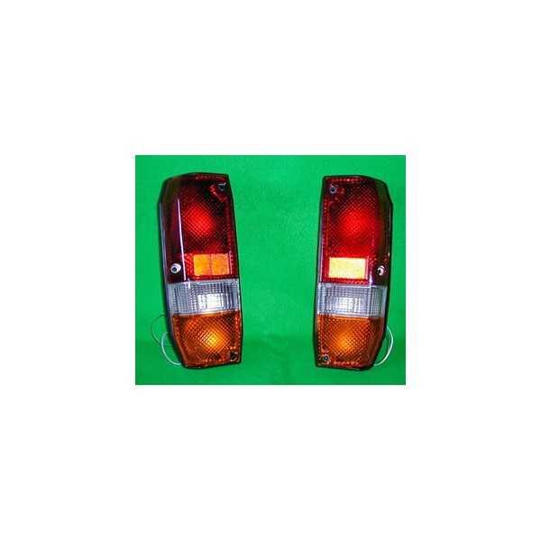 Feux arrière droit et gauche multifonctions Toyota LJ-KZJ 70-73 84-96