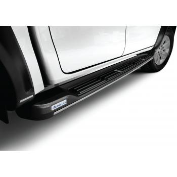 Marche pieds AEROKLAS Toyota Hilux 2016+ 4 portes