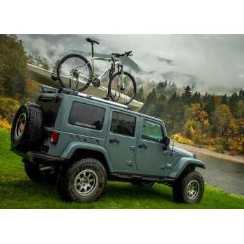 Barre de toit TERAFLEX Jeep Wrangler JK 07-18