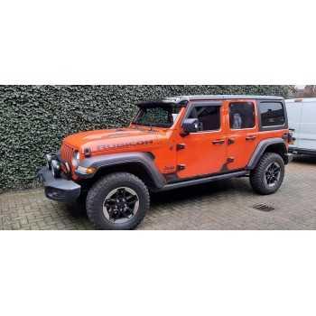 Visiere de pare brise Jeep Wrangler JL 2018+
