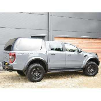 Hard top STARFLEX Ford Ranger Raptor 2019 4 portes sans portes latérales
