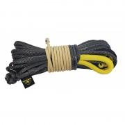Cable synthétique OUTBACK Diam 10 x 24m avec crochet synthétique