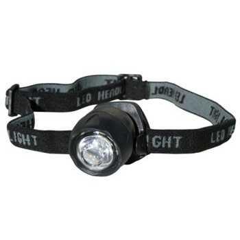 MINI LAMPE FRONTALE 1 LED