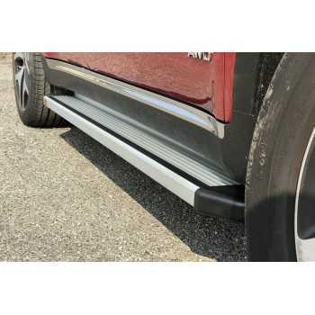 Marche pied aluminium Toyota RAV 4 4 portes
