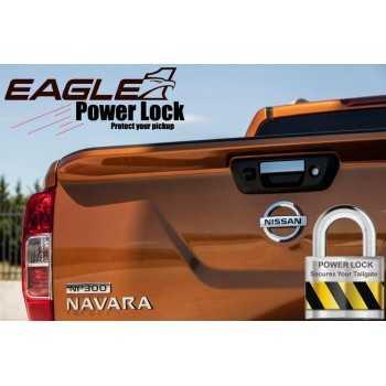 Kit de verrouillage central Eagle Power Lock Mitsubishi L200 2019+