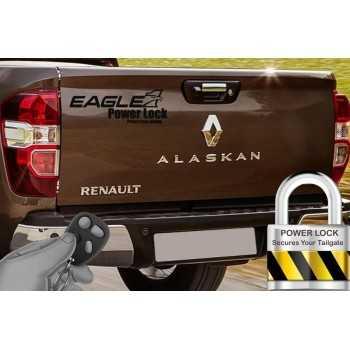 Kit de verrouillage central Eagle Power Lock Renault Alaskan 2018