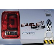 Kit de verrouillage central Eagle Power Lock VW Amarok 2011+