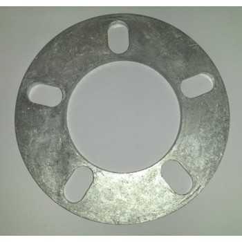 Elargisseur de voie 12 mm 5 Trous entraxe 139,7 mm