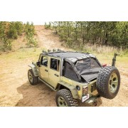 Fermeture arrière Rugged Ridge Jeep Wrangler JK 2007-2018