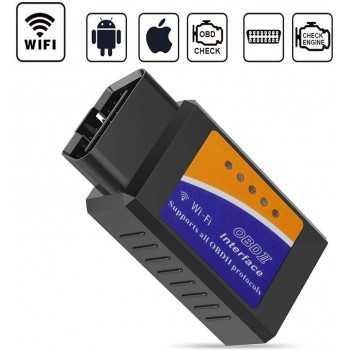 Il est uniquement un outil de diagnostic pour scanner le code de votre voiture, il détecte le code de défaut de véhicule