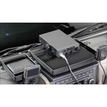 Tablette de rangement Jeep Wrangler JK 2007-2010