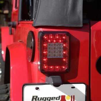 Feux arriere led Jeep Wrangler 2007-2018