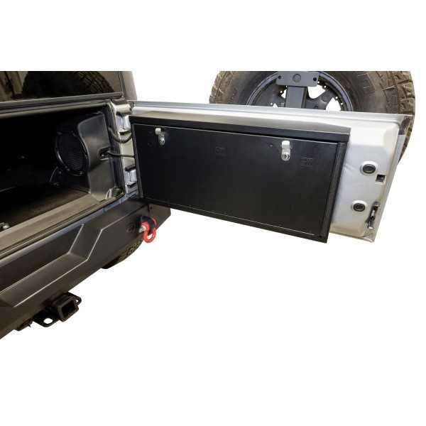 Boite de rangement avec fermeture a clé Jeep Wrangler JK 2007-2018