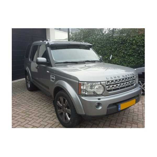 Visiere de pare brise Land Rover Discovery 4