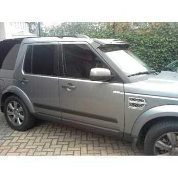 Visiere de pare brise Land Rover Discovery 3