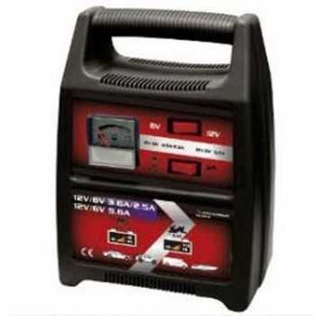 Chargeur de batterie smart 80 12V - 6V auto