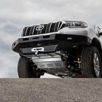 Pare choc ASFIR avec support de treuil Toyota KDJ 150 2015+ boite auto