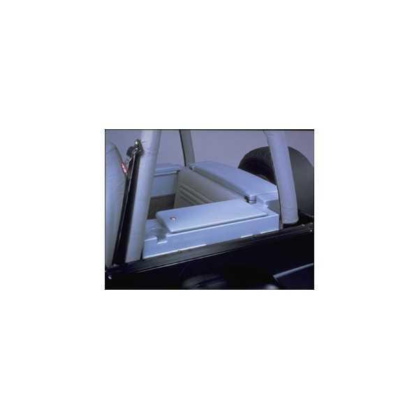 Boite de rangement latéraux CJ-Wrangler 80 à 91