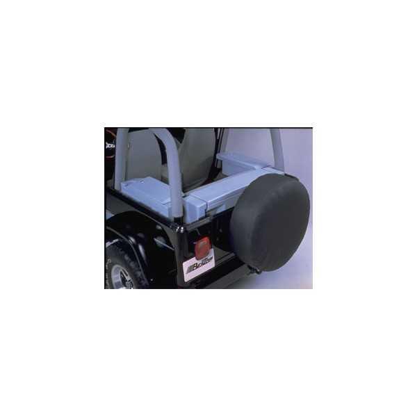 Boite de rangement latéraux Wrangler 92 à 96