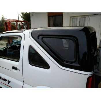 Hard top polyester noir Suzuki Jimny