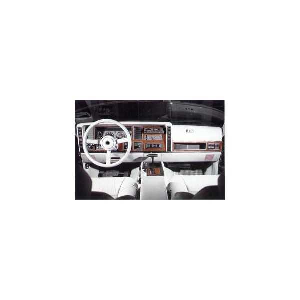 Placage bois Jeep Cherokee 5 Portes 84 à 96 boite automatique