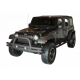Pare chocs avant noir Jeep Wrangler JK 2007-2018