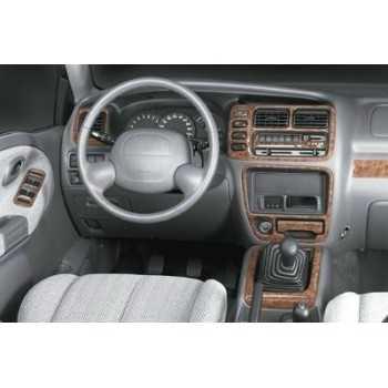 Placage bois Suzuki Grand Vitara depuis 04/1998