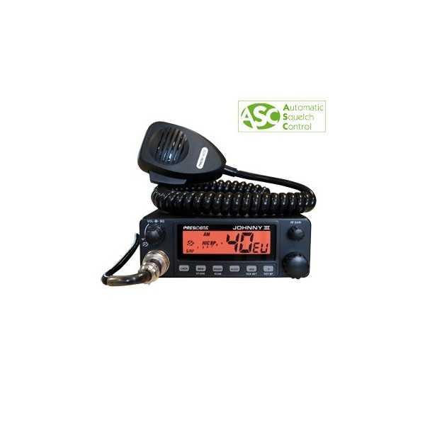 POSTE CB J0HNNY III ASC 40 CX AM Multi Normes