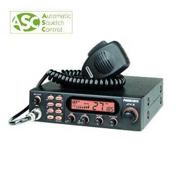 POSTE CB JFK II ASC 40 CX AM-FM